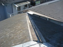 熊谷市で屋根の現場調査