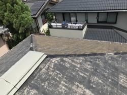 施工前 屋根 写真