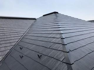 施工完成後 屋根 写真
