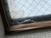 天窓 雨漏り
