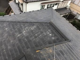 コロニアル屋根 劣化