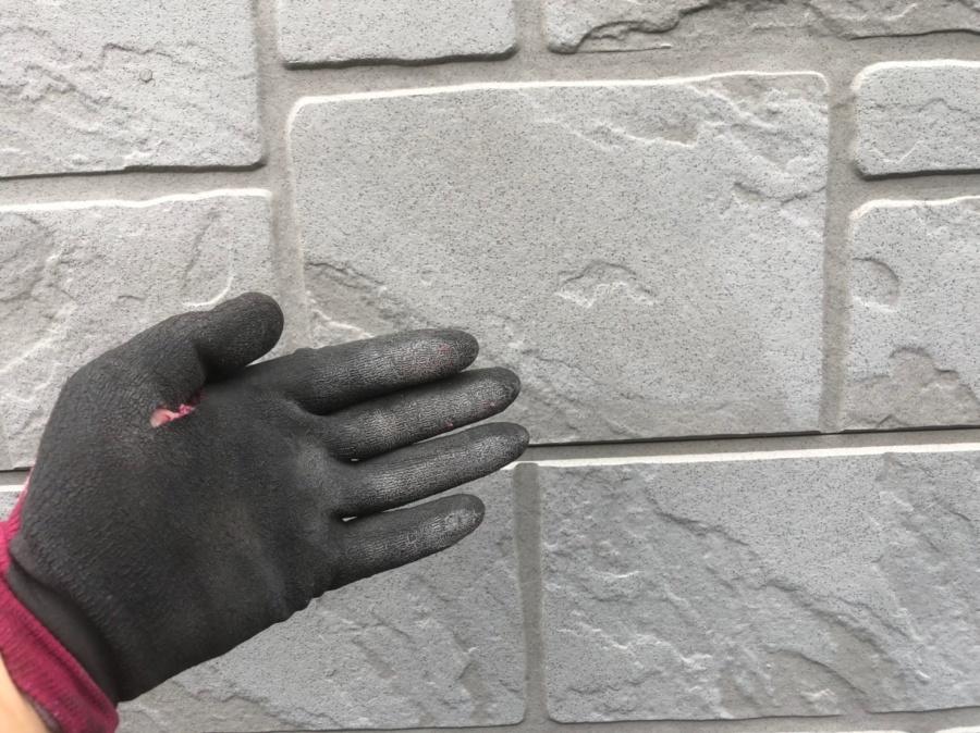 伊奈町 外壁 チェック