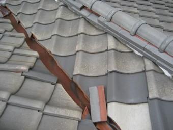 桶川市 屋根写真
