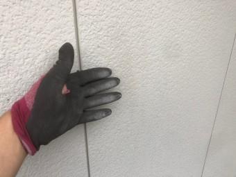 伊奈町 外壁 チャック汚れ