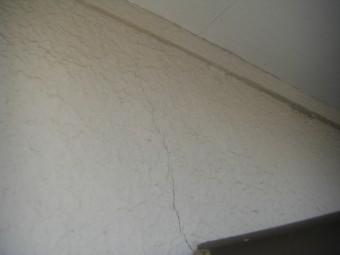 上尾市で屋根と外壁と雨樋の現場調査