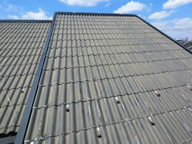 千葉県市川市で屋根のリフォームをお考えとのことで調査に伺いました