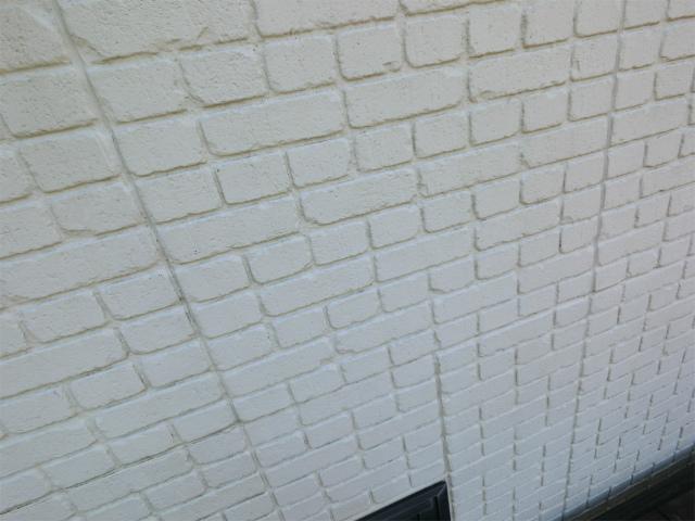 外壁の欠け