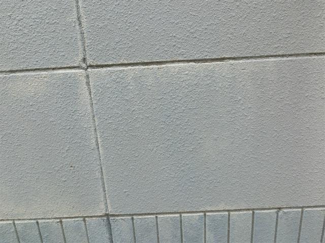 外壁の変色