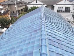 屋根 瓦 葺き替え 前