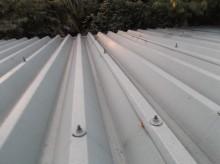 屋根 折半屋根