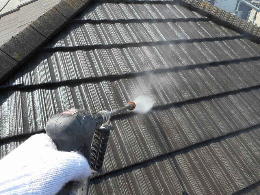 桶川市 屋根 洗浄