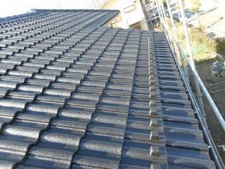 蕨市で屋根工事