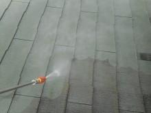 屋根 コロニアル 洗浄