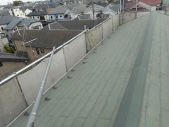 屋根 乾燥