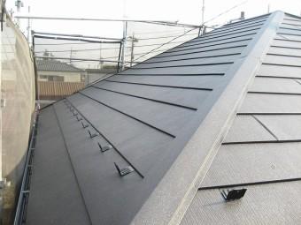 屋根 ガルバリウム ガルテクト