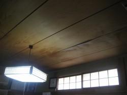 川越市で天井の施工前