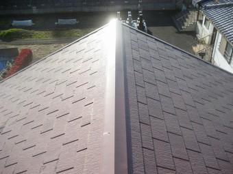 見沼区で屋根の現場調査
