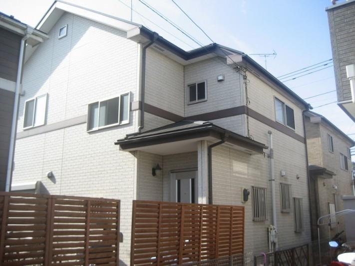 川越市のお客様邸の写真