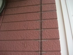 加須市外壁施工前写真