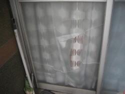 入間市で窓ガラス設置