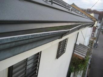 雨樋の歪み写真2