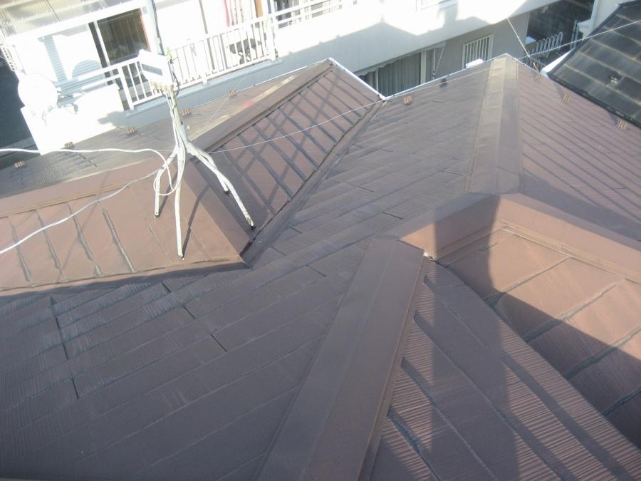熊谷市 屋根 調査