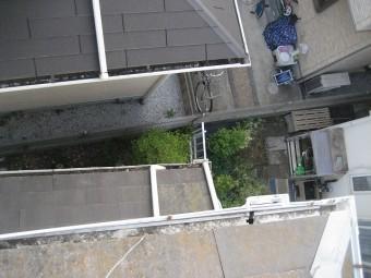 雨樋 土 狭山市