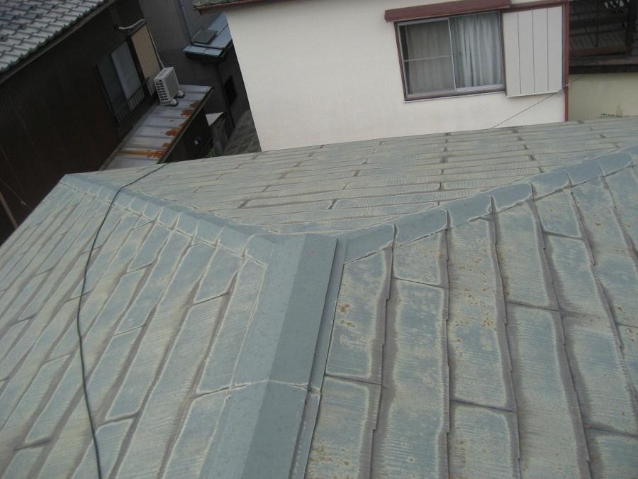 お客様宅 屋根棟 写真