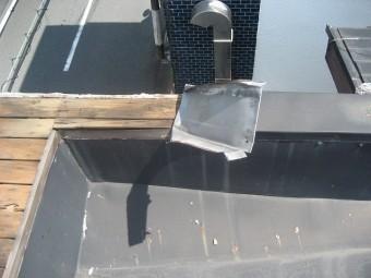 屋根板金の施工事例
