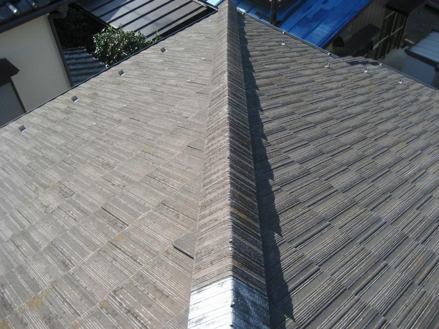 屋根 施工前 写真