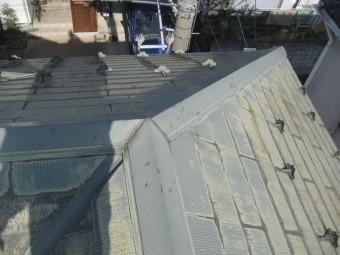 桶川市 屋根の留め具