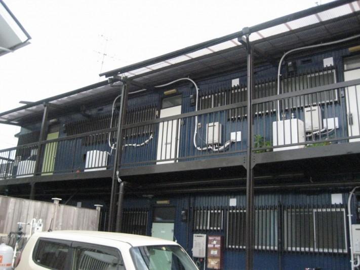 上尾市のアパート写真