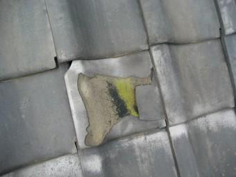宮代町で屋根の現場調査