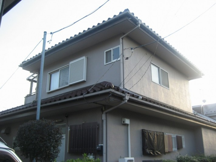 熊谷市のお客様宅写真
