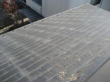 スレート屋根 剥がれかけ