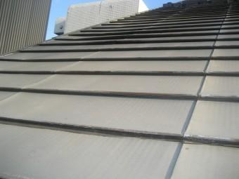 桶川市で屋根の現場調査