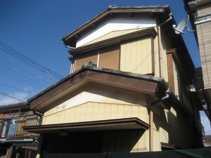 上尾市でのお客様宅の写真