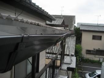 加須市雨樋写真②