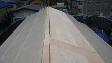 防水シート 屋根