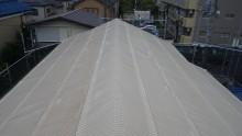 防水シート 屋根 桜区