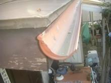 上尾市で外壁と雨樋と屋根の現場調査