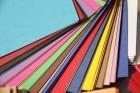 色のサンプルカタログ写真