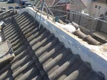 上尾市で屋根の施工事例