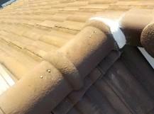 施工完了後の瓦屋根写真